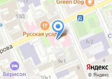Компания «Меддок» на карте