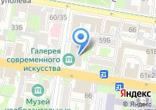 Компания «Лавка художника» на карте