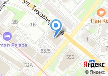 Компания «Хорс-Казань» на карте