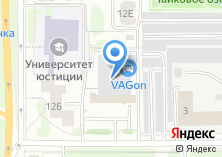Компания «Климат Столицы» на карте