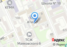 Компания «ИНКОНЕКС-ТАТКОМ» на карте