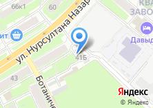 Компания «Моечка» на карте