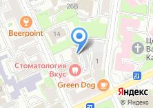 Компания «Груззап» на карте