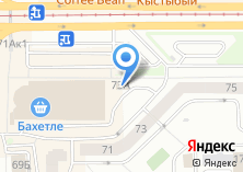 Компания «Автобосс» на карте