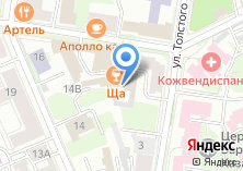 Компания «Леспром» на карте