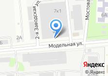 Компания «ПластиКрафт» на карте