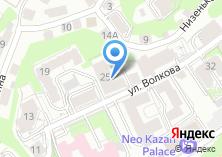 Компания «БулгарСтрой» на карте