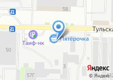 Компания «Интерпром» на карте