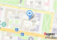 Компания «Территориальное Управление Федеральной службы финансово-бюджетного надзора в Республике Татарстан» на карте