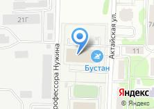 Компания «Бустан» на карте