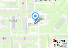 Компания «Савиново-38» на карте