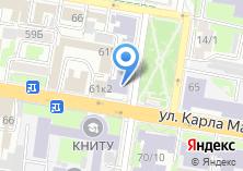 Компания «Казанское хореографическое училище» на карте