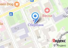 Компания «Банк Татарстан Сбербанка России» на карте