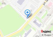 Компания «Шиномонтажная мастерская на Шаляпина» на карте