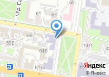 Компания «Институт развития образования Республики Татарстан» на карте