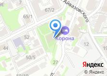 Компания «Дом-музей В.И. Ленина» на карте