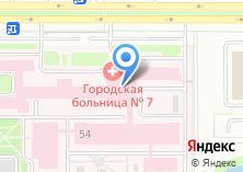 Компания «АК БАРС-Мед» на карте
