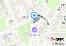 Компания «Вера Бахаи» на карте