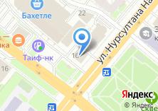 Компания «Новая линия» на карте