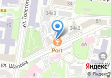 Компания «МОТО Регион» на карте