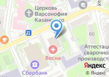 Компания «ИНВЕСТОР» на карте