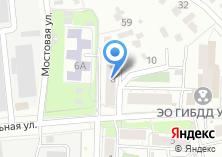 Компания «Продуктовый магазин на Модельной» на карте