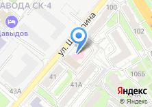 Компания «Казанский исследовательский медицинский центр восстановительных технологий» на карте