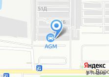 Компания «Инжектор» на карте