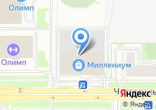 Компания «Магазин нижнего белья на Чистопольской» на карте