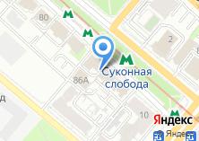 Компания «Центр развития закупок Республики Татарстан» на карте