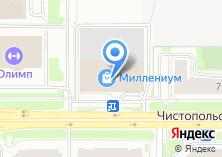 Компания «Мебель Трейд» на карте