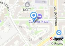 Компания «Оборонрегистр» на карте