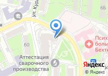 Компания «Ангио плюс» на карте