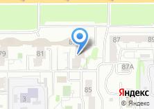 Компания «Аиша» на карте