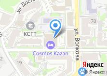 Компания «Park Inn Kazan» на карте