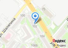 Компания «Центр занятости населения Вахитовского района» на карте
