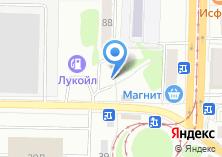 Компания «Шиномонтажная мастерская на Авангардной» на карте