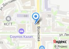 Компания «Leoniksa» на карте
