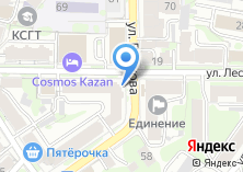 Компания «КазаньКомпрессорСервис» на карте