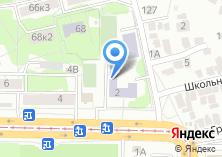 Компания «Средняя общеобразовательная школа №114» на карте