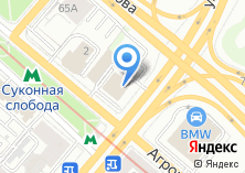 Компания «АкваКар» на карте