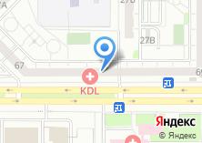 Компания «Декори» на карте