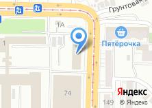 Компания «Отдел Военного комиссариата Республики Татарстан по Вахитовскому и Приволжскому районам» на карте