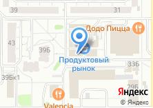 Компания «Татарское подворье» на карте