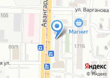 Компания «Мастерская по ремонту обуви на Авангардной» на карте