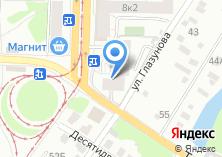 Компания «Ева+» на карте
