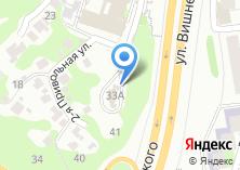 Компания «Строящееся административное здание по ул. Привольная 2-я» на карте