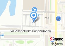Компания «Мир фруктов» на карте