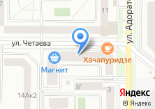 Компания «Строящийся жилой дом по ул. Адоратского» на карте