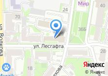 Компания «Лифт Технология» на карте